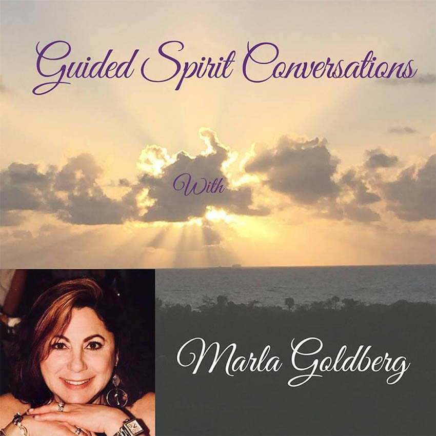 guided spirit conversations marla goldberg